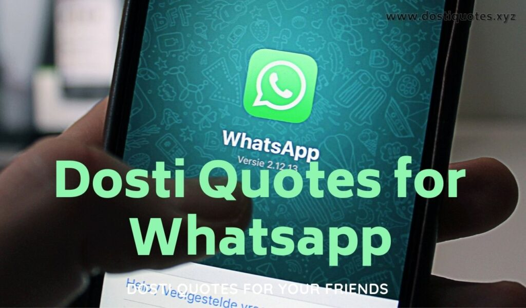 friendship quotes to share on whatsapp